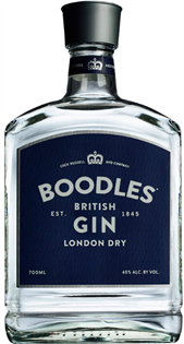 Boodles Gin London Dry 750ml